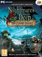 Nightmares from the Deep The Cursed Heart PC Full Español