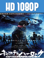 Space Pirate Captain Harlock 1080p HD