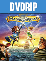 Tinker Bell Hadas y Piratas DVDRip Latino 2014