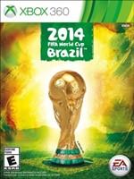 2014 FIFA World Cup Brasil Xbox 360 Región NTSC Español