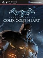 Batman Arkham Origins A Cold Cold Heart DLC PS3