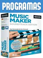 MAGIX Music Maker Soundtrack Edition Versión 19.0.7.61