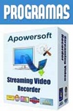 Apowersoft Streaming Video Recorder Versión 4.8.8 Español