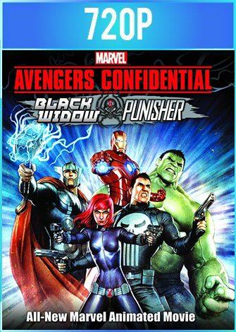Avengers Archivos Secretos Black Widow Y Punisher BRRip 720p Latino