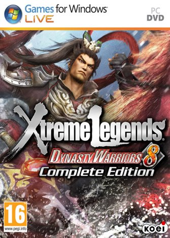 Dynasty Warriors 8: Xtreme Legends Complete Edition (2014) PC Full
