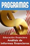 Curso Video2Brain Educación financiera Análisis de informes Financieros