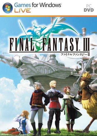 Final Fantasy III (2014) PC Full Español