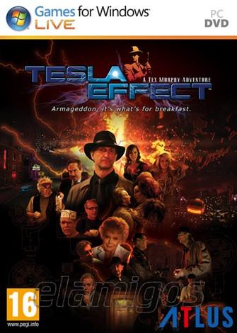 Tesla Effect A Tex Murphy Adventure PC Full Español