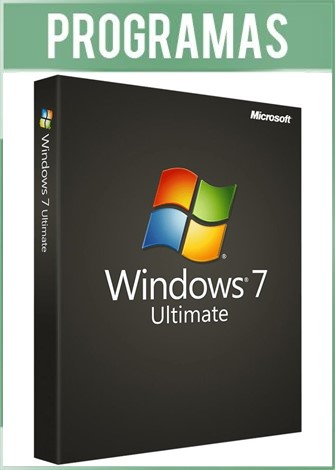 Windows 7 Ultimate SP1 Full Español 32 y 64 Bits Junio 2019