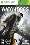 Watch Dogs XBOX 360 NTSC Español Cover