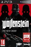 Wolfenstein The New Order PS3 Español Región EUR Cover