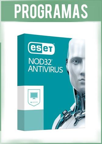 ESET NOD32 Antivirus Versión Full Español