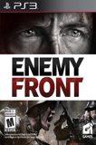 Enemy Front PS3 Español Region USA