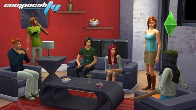 Los Sims 4, muy pronto para PC y Mac