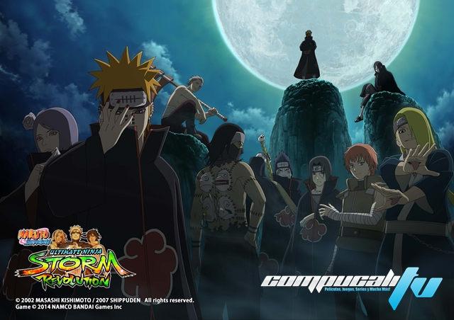 Naruto Shippuden: Ultimate Ninja Storm Revolution Lanzamiento PC