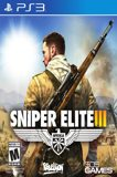 Sniper Elite 3 PS3 Español Region EUR