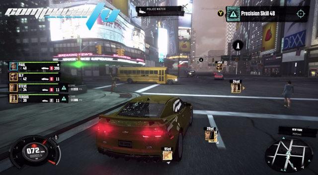 The Crew para PC, el juego de carreras social finalmente llegará pronto