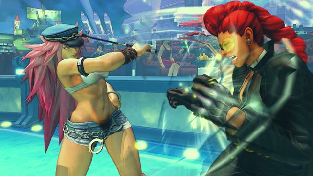 Ultra Street Fighter IV para PlayStation 3, Xbox 360 y PC