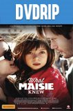What Maisie Knew DVDRip Latino