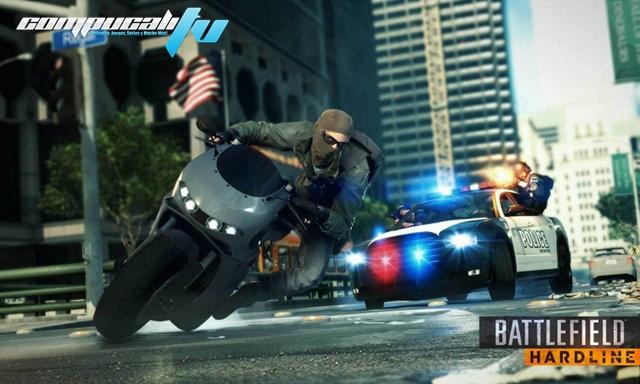 Battlefield Hardline para PC será un exitazo
