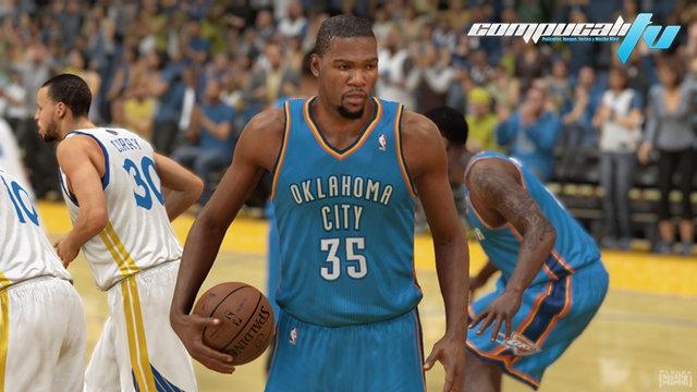 NBA 2K15 para PC traerá más equipos