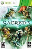 Sacred 3 Xbox 360 Región Free Español