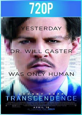 Transcendence: Identidad Virtual (2014) BRRip 720p Latino