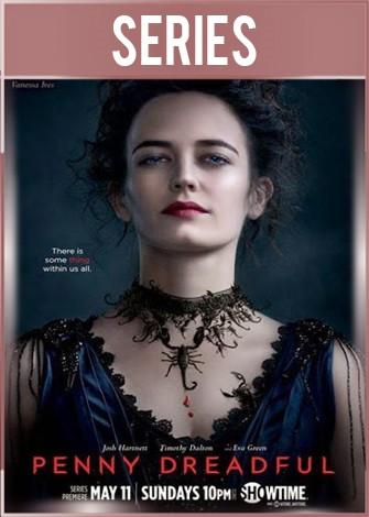 Penny Dreadful Temporada 1 Completa HD 720p Latino Dual