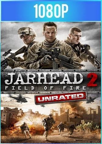 Jarhead 2 (2014) HD 1080p Latino Dual