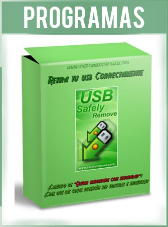 USB Safely Remove Full Español