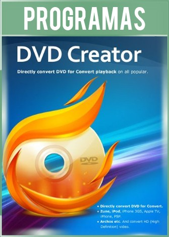 Wondershare DVD Creator 6.2 Final Español