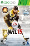 NHL 15 Xbox 360 Región Free Cover