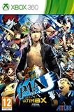 Persona 4 Arena Ultimax XBOX 360 Región FREE