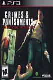Sherlock Holmes Crimes and Punishments PS3 Región USA Español