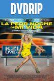 Portada de La Peor Noche De Mi Vida DVDRip Latino
