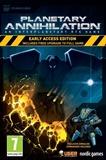 Portada de Planetary Annihilation PC Full Español