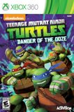 Teenage Mutant Ninja Turtles Danger Of The Ooze Xbox 360 RF