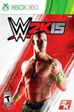 WWE 2K15 Xbox 360 Español Región Free
