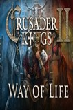 Crusader Kings II Way of Life PC Full Español