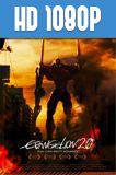 Evangelion 2.0 Tú (No) Puedes Avanzar 1080p HD Latino
