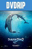 La Gran Aventura de Winter el Delfín 2 DVDRip Latino