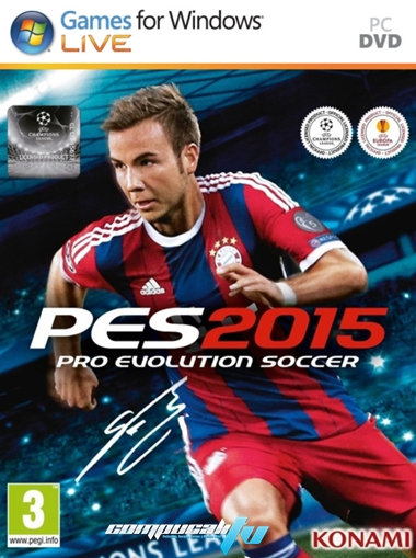 PES Pro Evolution Soccer 2015 PC Full Español