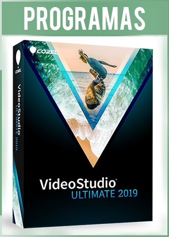 Corel VideoStudio Ultimate 2019 Versión 22.2.0
