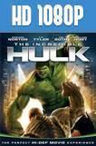 El increíble Hulk (2008) HD 1080p Latino