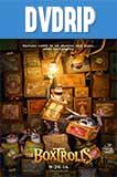 Los Boxtrolls DVDRip Latino