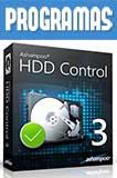 Ashampoo HDD Control Español Version 3.0