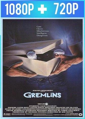 Gremlins (1984) HD 1080p y 720p Latino