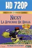 Nicky, la aprendiz de bruja HD 720p Latino
