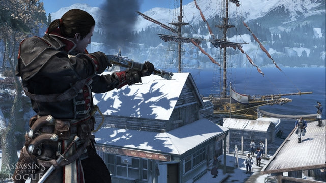 Assassin's Creed: Rogue llegaría en marzo para PC