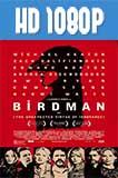 Portada de Birdman La Inesperada Virtud de la Ignorancia 1080p Latino